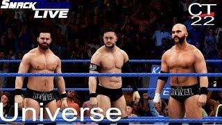 Download WWE 2K Universe - WWE 2K18: Smackdown Live Episode 8 Video