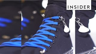 Download You don't have to tie these shoelaces Video