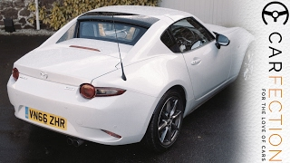 Download Mazda MX-5 RF: Fast Folding Fun For All? - Carfection Video