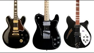 Download Top 10 Guitar Models of All Time Video