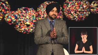 Download Negotiating for Love: Lessons from an Arranged Marriage | Sukhsimranjit Singh | TEDxSalem Video