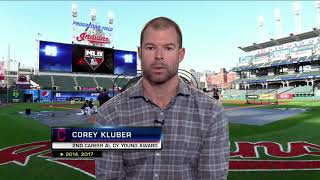 Download Corey Kluber Wins AL Cy Young Award Video