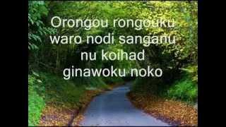 Download Orongou rongouku - Roslin ginsuok Video