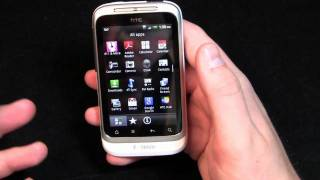 Download HTC Wildfire S Review Part 1 Video