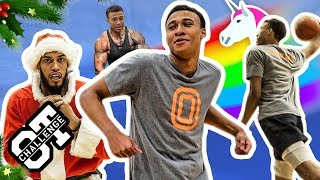 Download RJ Hampton Puts On For UNICORN FAM In The CHRISTMAS Overtime Challenge! Calls Out MIKEY WILLIAMS 🎅 Video