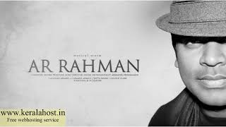 A R Rahman songs complete collections nonstop music mp3 part1