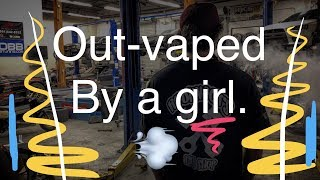 Download Rudnik outvaped by a girl Video