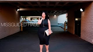 Download PLUS SIZE FASHION TRY ON HAUL | sexy realness with MISSGUIDED Video