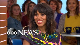 Download Kerry Washington on the end of 'Scandal' and surprising season finale Video