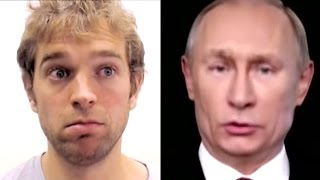 Download Nothing is real: How German scientists control Putin's face Video
