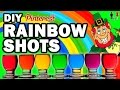 Download DIY Rainbow Shots, Man VS Corinne VS Pin Video