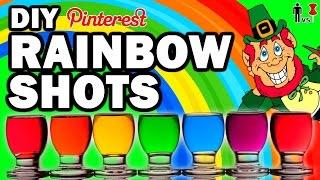 Download DIY Rainbow Shots, Man VS Corinne VS Pin Video