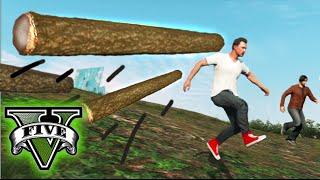 Download GTA V Online - TRONCOS RODANTES! - LAS 7 PRUEBAS DEL MONTE CHILIAD! #2 - NexxuzHD Video