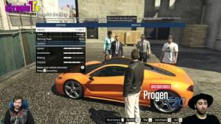 Download GTA Online - Araba Yarışları W/HAN KANAL Video