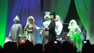Download Haunted Mansion 40th Anniversary dinner show at Disneyland Video