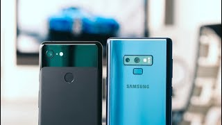 Download The BEST Android Smartphone Camera? - Pixel 3 XL vs Galaxy Note 9 Video