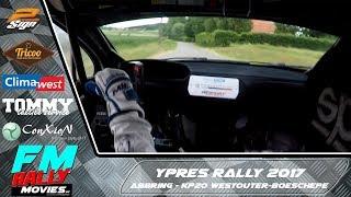 Download Ypres rally 2017   ONBOARD   Abbring - KP20 Westouter-Boeschepe [HD] Video