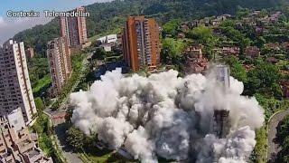 Download La tragedia del edifico Space Video