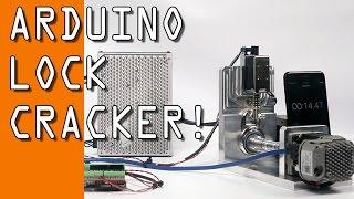 Download Arduino Master Lock Cracker! WW146 Video