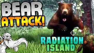 Download Radiation Island Gameplay - ″ATTACKED BY A SWARM OF BEARS!!!″ Walkthrough Let's Play Video