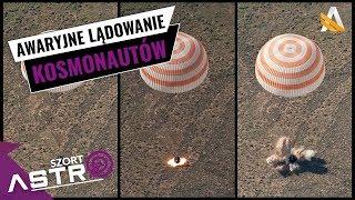 Download Astronauci musieli lądować awaryjnie, nieudany start Soyuz MS-10 Video