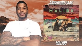 Download Anderson Paak - Malibu (Reaction/Review) #Meamda Video