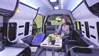 Download 화려한 주말 파티용 캠핑카 - Grace premium - Japan Camping Car Show 10 Video