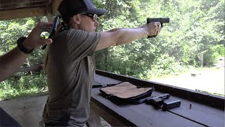 Download First Glock Shooting Competition for Larysa Switlyk, GSSF match in Maine Video