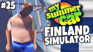 Download My Summer Car - Finland Simulator #25 - Pekka in Peace Video