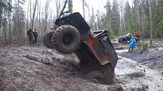 Download Быстрая река против болотохода, wrangler продолжает удивлять! Video