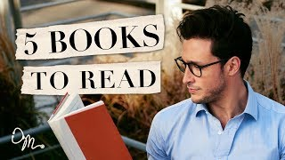 Download 5 Books That'll Change Your Life | Book Recommendations | Doctor Mike Video