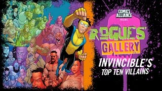 Download 10 Greatest Invincible Villains - Rogues' Gallery Video