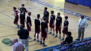 Download LCA vs Harrison County - Boys High School Basketball Video