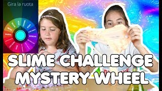 Download SLIME CHALLENGE RUOTA DELLA FORTUNA ~ MYSTERY WHEEL FacciamoSoloDanni by Marghe Giulia Kawaii Video