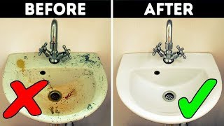 Download 22 AMAZING LIFE HACKS FOR CLEANING EVERYONE SHOULD KNOW Video