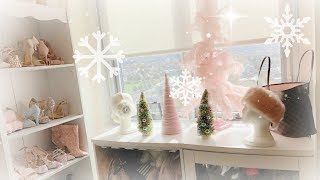 Download decorated my huge walk in closet for Christmas Video