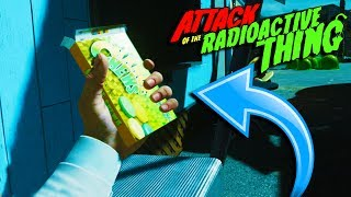 Download NEW PERK CANDY! ″CHANGE CHEW″ Early Gameplay (Attack Of The Radioactive Thing) Video