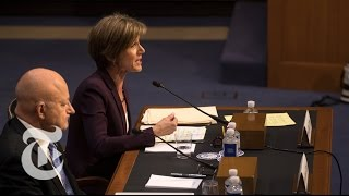 Download Sally Yates Testifies About Michael Flynn, Russia and President Trump (Full) | The New York TImes Video