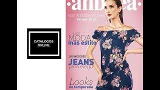 Download Catalogo Andrea Vestir verano 2018 de Mexico Video
