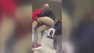 Download Students Are Overjoyed When Classmate Gets Accepted to Cornell University Video