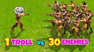 Download MOST Insane 50vs50 Comeback | 1 Player DESTROYS Entire Enemy Team Video