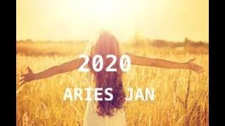 Download ARIES JANUARY 2020 Psychic Tarot Amazing spooky accurate Video