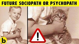 Download 5 Signs of a Future Sociopath or Psychopath Video