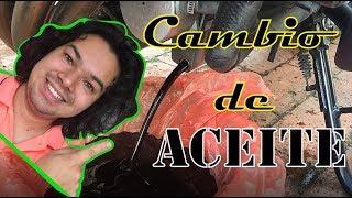Download COMO HACER EL CAMBIO DE ACEITE DE UNA MOTOCICLETA GSR 750 Video