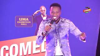 Download Alex Muhangi Comedy Store June 2019 - Uncle Mark Video