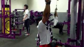 Download Planet Fitness Back Workout | Phenom Fitness Video