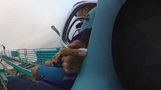 Download Kraken 360 Degree Video @ SeaWorld Orlando Florida (uncut) Video