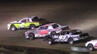 Download Pure Stock Feature | McKean County Raceway | 9-30-17 Video
