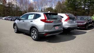 Download 2017 Honda CR-V - Cargo area comparison Video