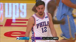 Download Philadelphia at L.A. Lakers from 11/15/2017 Video